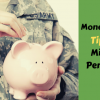 Save for retirement when you are an ex-serviceman