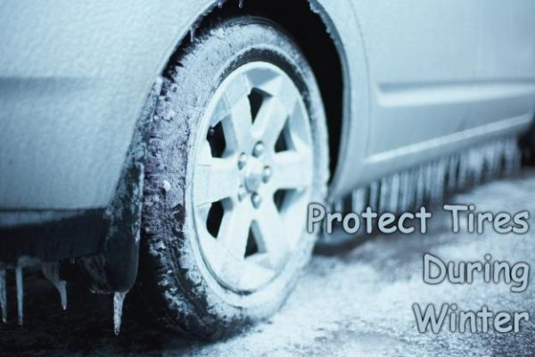 Best Ways to Protect Tires of your Classic Car During Winter