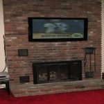 Dos and Don'ts of TV Wall Mount Installation on Brick Fireplace