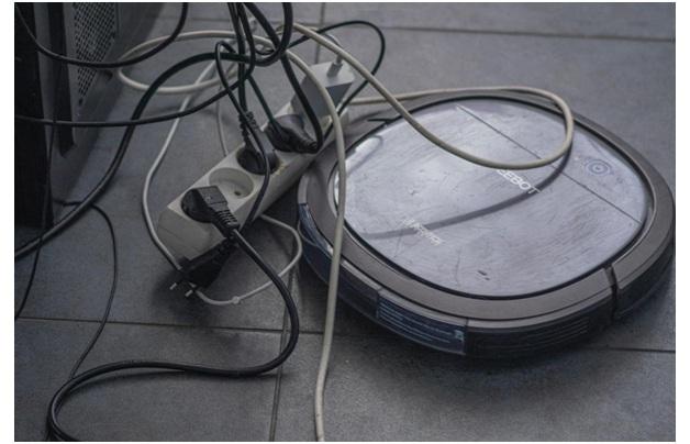 Avoid extender cords
